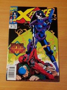 X-Force #23 ~ NEAR MINT NM ~ 1993 Marvel Comics