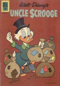 Uncle Scrooge (1953 series) #37, Poor (Stock photo)