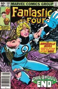 Fantastic Four (1961 series) #245, VF- (Stock photo)