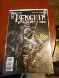 Penguin: Pain & Prejudice #4 (2012)