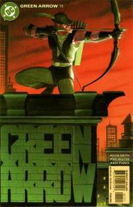Green Arrow (2001 series) #11, NM (Stock photo)