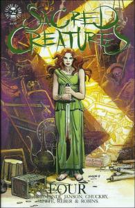 Sacred Creatures #4B VF/NM; Image   save on shipping - details inside