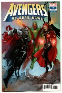 Avengers No Road Home #6 Noto Variant (Marvel, 2019) NM