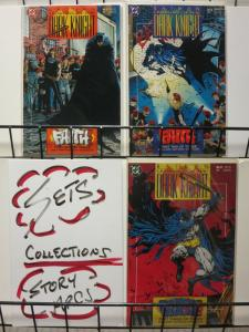 BATMAN LEGENDS OF THE DARK KNIGHT 21-23 Faith pt 1-3