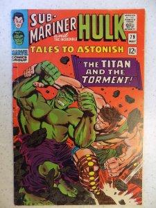 Tales to Astonish #79 (1966)