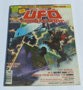 Marvel Preview Presents UFO Connection #13 VF+ High Grade John Lennon Secret War
