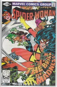 Spider-Woman   vol. 1   #35 FN