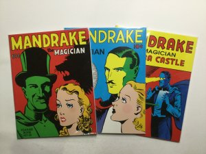 Mandrake The Magician Feature Book 18 19 23 Near Mint Nm Pacific Comics