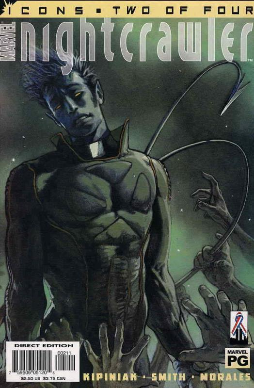 Nightcrawler (Vol. 2) #2 FN; Marvel | save on shipping - details inside