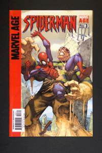 Spider-Man Marvel Age #3 July 2004