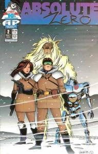 Absolute Zero #2 VF/NM; Antarctic | save on shipping - details inside