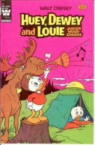 HUEY DEWEY & LOUIE (1966-1984 GK) 72 VF-NM   1981 COMICS BOOK