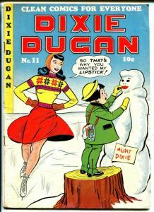 Dixie Dugan #11 1948-ACG-Good Girl Art-G/VG