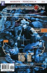 Garrison #2 VG; WildStorm | low grade comic - save on shipping - details inside