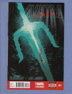 Elektra Lot #1 #3 #4 #5 #6 #7 #8 #10 #11 Final Issue Bullseye Marvel 2014 Series