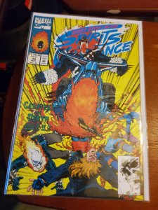 Ghost Rider/Blaze: Spirits of Vengeance #10 (1993)