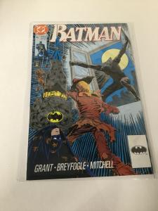 Batman 457 9.0 VF/NM Very Fine Near Mint DC Comics