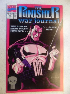 PUNISHER WAR JOURNAL # 34