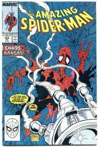 AMAZING SPIDER-MAN #302 1988-MARVEL COMICS-MCFARLANE-NM