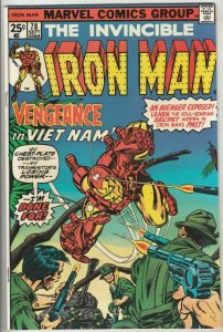 Iron Man #78 (Feb-75) NM- High-Grade Iron Man