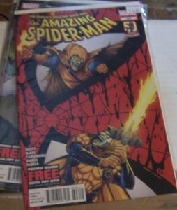Amazing Spider-Man # 696 hobgoblin vs hobgoblin + high grade peter parker