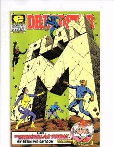 Marvel/Epic Comics Dreadstar #6 Jim Starlin Bernie Wrightson Maxilon Intro