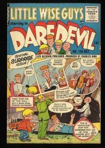 Daredevil Comics #126
