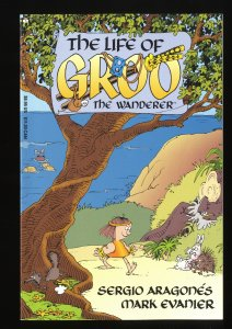 Life of Groo the Wanderer #1 VF/NM 9.0