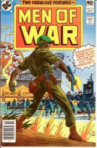 MEN OF WAR (1977-1980) 21 VF-NM Oct. 1979 COMICS BOOK