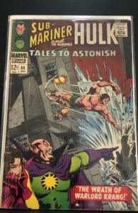 Tales to Astonish #86 (1966)