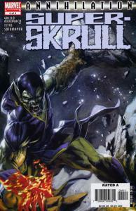 Annihilation: Super-Skrull #4 FN; Marvel   save on shipping - details inside