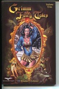 Grimm Fairy Tales-Vol 2--Brusha-TPB-trade
