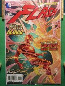 The Flash #12 The New 52