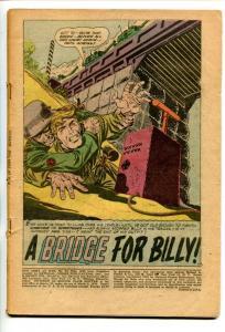OUR ARMY AT WAR #43-1956-JOE KUBERT-PRE SGT ROCK-COVERLESS-fr