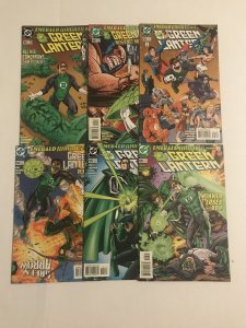 Green Lantern #101 - 106 Lot of 6 — unlimited combined shipping !