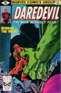 Daredevil #163 (ungraded) stock photo