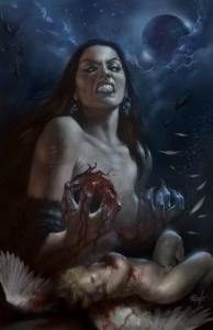 Vampirella Valentine's Day Special #1