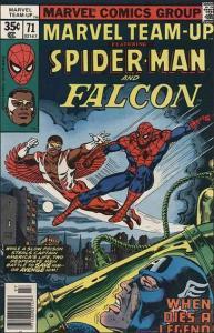 Marvel MARVEL TEAM-UP (1972 Series) #71 VF