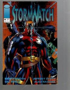 11 Comics Stormwatch #0 2 3 11 12 16 22 29 Star Wars Tales Of Jedi 2 + #1 EK18