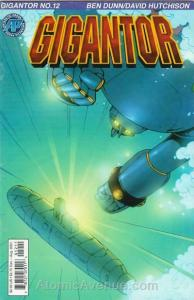 Gigantor #12 VF/NM; Antarctic | save on shipping - details inside