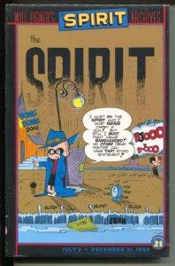Spirit Archives-Vol.21-Bill Eisner-Sealed-Hardcover