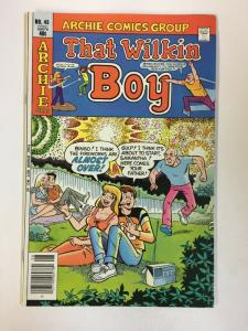 THAT WILKIN BOY (1969-1982) 45 VF-NM Aug 1979 COMICS BOOK