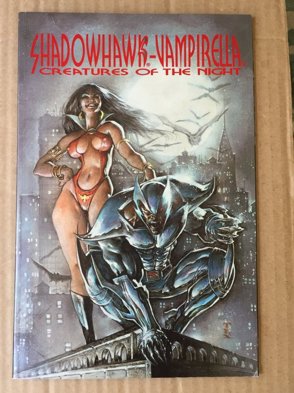 Shadow hawk -Vampirella