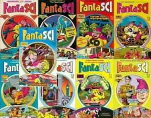 FANTASCI (WARP) 1-9 the COMPLETE series!