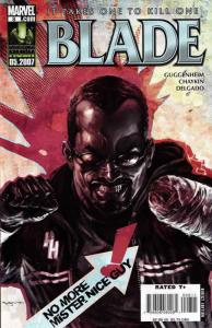 Blade (5th Series) #8 VF/NM; Marvel | save on shipping - details inside