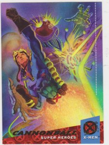 1994 Fleer Ultra X-Men Card #25 Cannonball