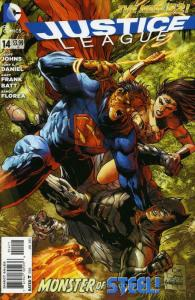Justice League (2nd Series) #14 VF/NM; DC | save on shipping - details inside