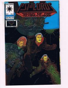Psi Lords #1 VF Valiant Comics Comic Book September 1999 DE18