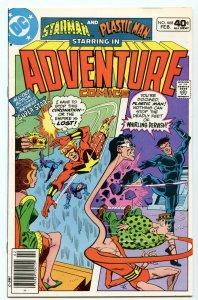 Adventure Comics 468 Feb 1980 VF-NM (9.0)