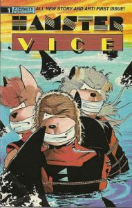 Hamster Vice (Eternity) #1 VF/NM; Eternity | save on shipping - details inside